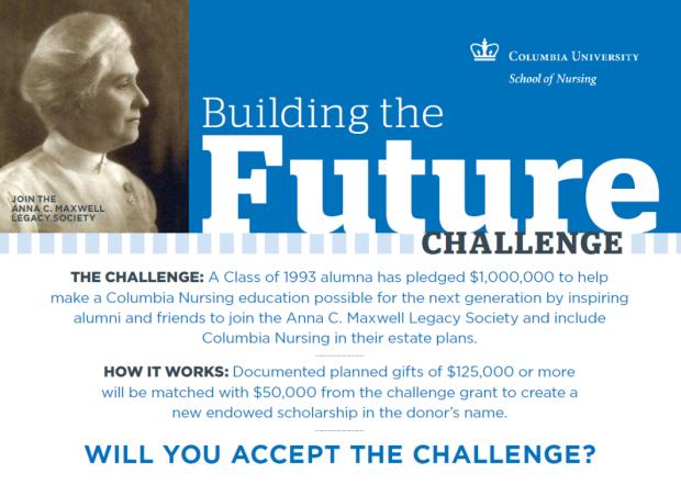 columbia legacy challenge